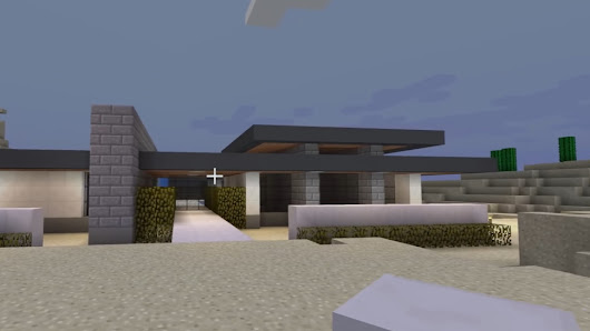 WATCH AN ACTUAL ARCHITECT BUILD A MANSION IN MINECRAFT