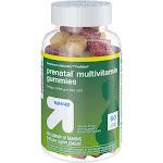 Prenatal Multivitamin Gummies - Fruit Flavors - 90ct - Up&Up