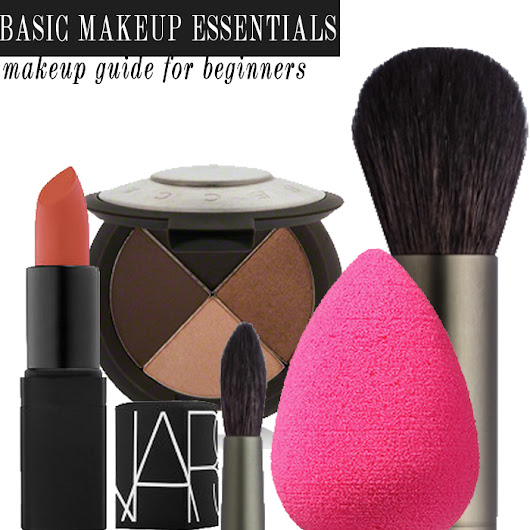 Basic Makeup Essentials for Beginners - Citizens of Beauty