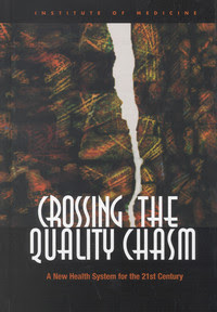 Cover Image: Crossing the Quality Chasm: