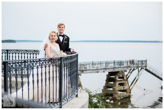 Margot & Nicholas's Destination Wedding at the Bar Harbor Regency Stone House
