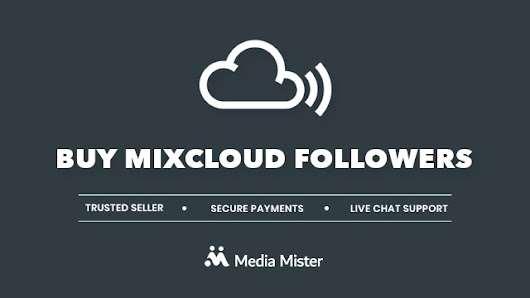 Buy Mixcloud Followers | Price Starts From $5
