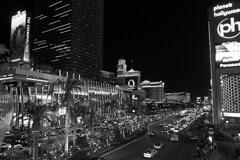 he Las Vegas Strip