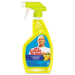 Mr. Clean Multipurpose Cleaning Solution, Lemon, 32oz, 12 bottles (PGC97337) Procter and Gamble Professional PGC97337