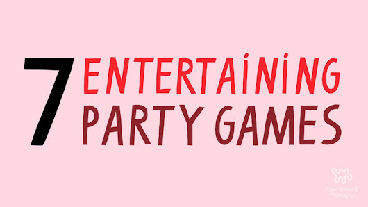 Party Games You Can Play with Stuff Around the House
