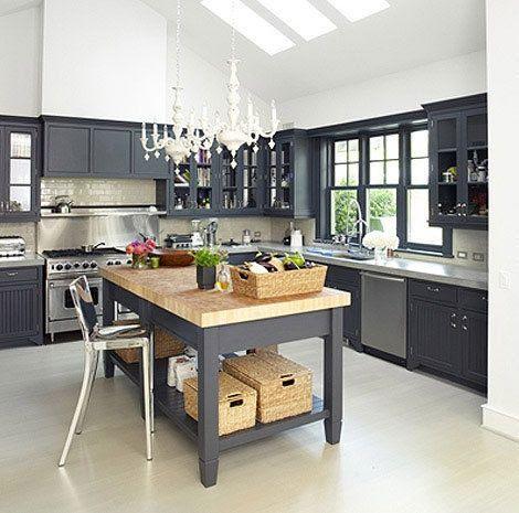 Kitchen Stuffs: Benjamin Moore Advance - Green Alkyd Paint ...