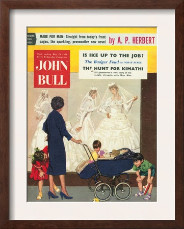 John Bull Prams Window Shopping Wedding Dresses Shopping Magazine UK