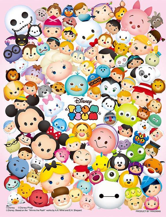 Yam 42 29 ディズニー ツムツム ぎっしり 300ピース やのまん の商品