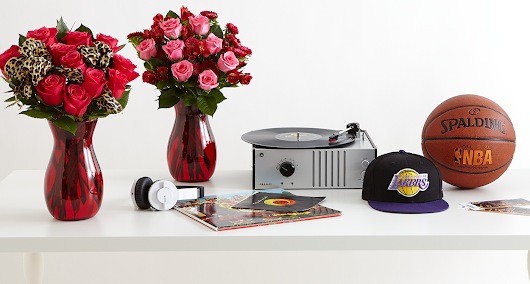 How to Valentine for Couples: Audiophiles & Sports Fanatics - ProFlowers Blog