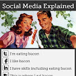 The best definition of social media I have seen so far (have a good laugh:)
