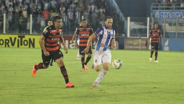 Resultado de imagem para Atlético-GO x Paysandu 2016