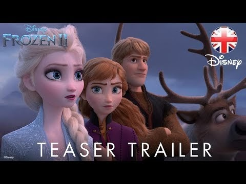 Teaser/Trailer of Disney's Frozen 2 is Out