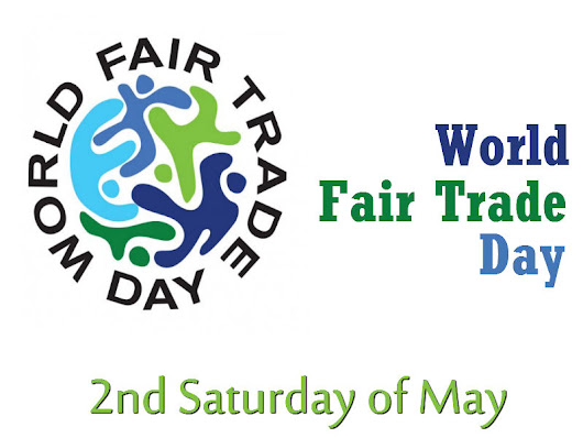 World Fair Trade Day – 2nd Saturday of May – The Columnyst
