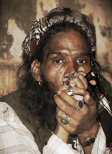 The Death of a Rafaee - Late Handi Sai by firoze shakir photographerno1