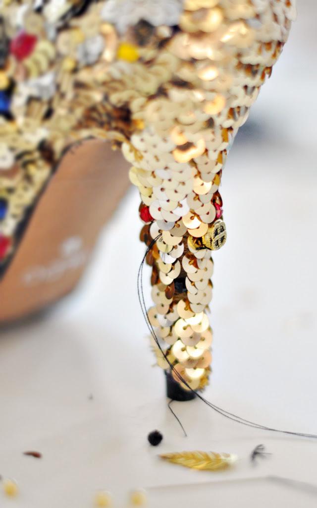Dolce ve Gabbana Pompalar-Ayakkabı-DIY-21 Embellished