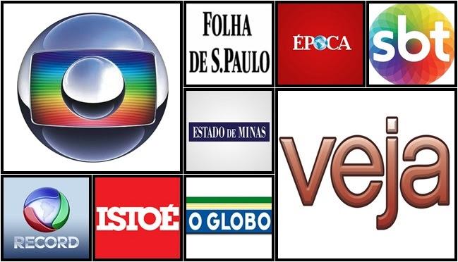imprensa grande mídia desonesta brasil
