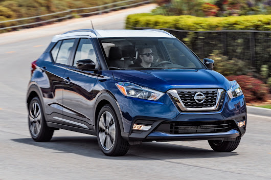 Watch: Behind the Wheel of the All-New Nissan Kicks - Motor Trend