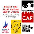 Friday Finds: Do All the Good Stuff In Chicago + More!