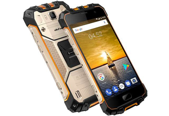 Rugged Ulefone Armor 2 with 6GB RAM Finally Goes Official
