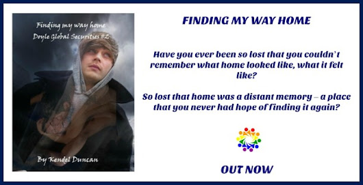 Finding My Way Home by Kendel Duncan