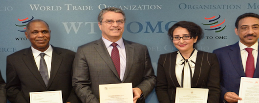 #WTO's Trade Facilitation Agreement will bring major gains to developing countries