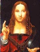 «Salvator Mundi», attribuito al genio di Leonardo da Vinci