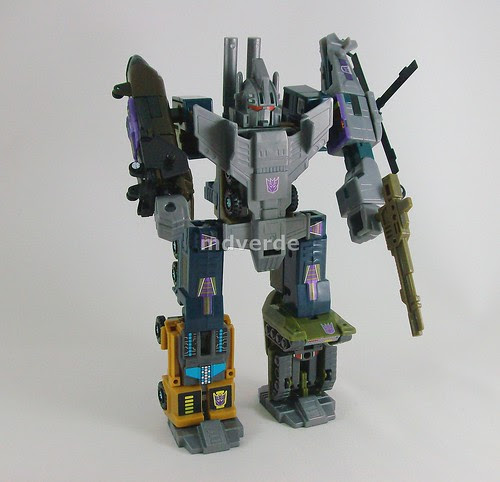 Transformers Bruticus G1 Encore