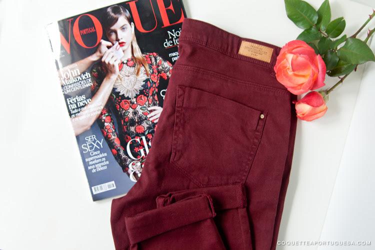 zara inditex portugal trafaluc jeans calças marsa