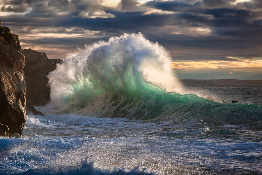 Photograph Rough sea n11 by Giovanni Allievi on 500px