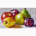"""Ceramic Tiles Mural #048 (28 Pieces) 4.25"""" X 4.25"""""""