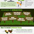 Artificial Grass – Installation and Benefits  | Césped artificial | Pinterest