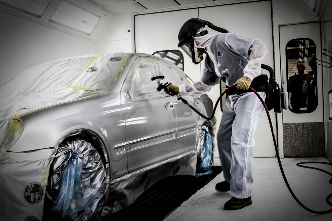 Glasurit 90 Line | Mercedes-Benz Repair Open House