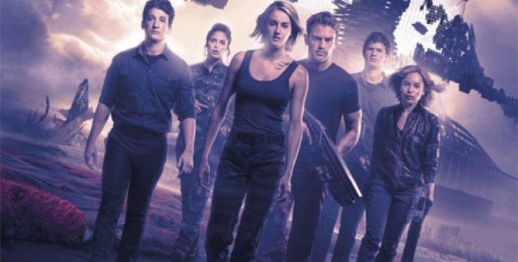 'A Série Divergente: Convergente' ganha trailer dublado e novo cartaz