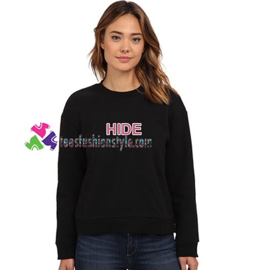 Hide Sweatshirt #sweatshirt #fashion #hoodie #tshirt #hoodies #streetwear #k #style #fitness #sweater...