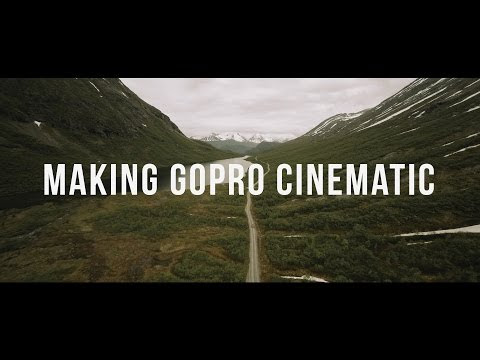 Video: How to Make GoPro Footage Look Cinematic