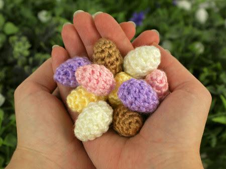 tiny eggs by planetjune