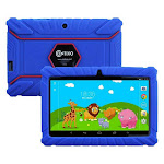 Contixo La703 Learning Tablet - Wi-Fi - 8 GB - Dark Blue - Android 4.4 - 7""