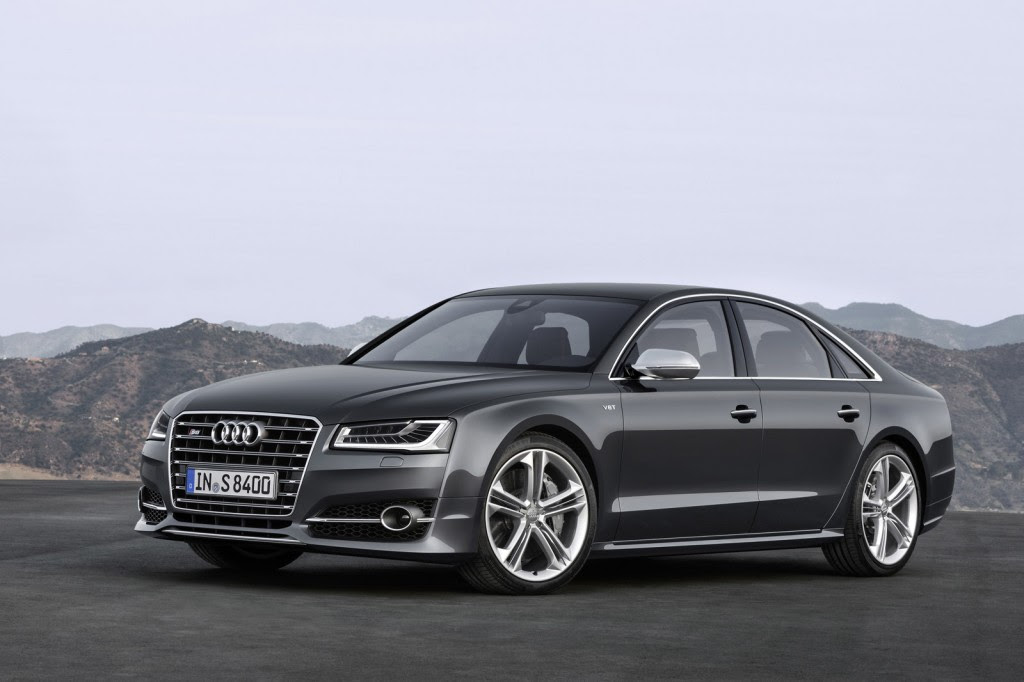 2015 Audi A8 And S8 U.S. Specs Announced