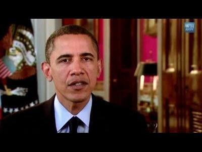 Obama: Stimulus healed economy