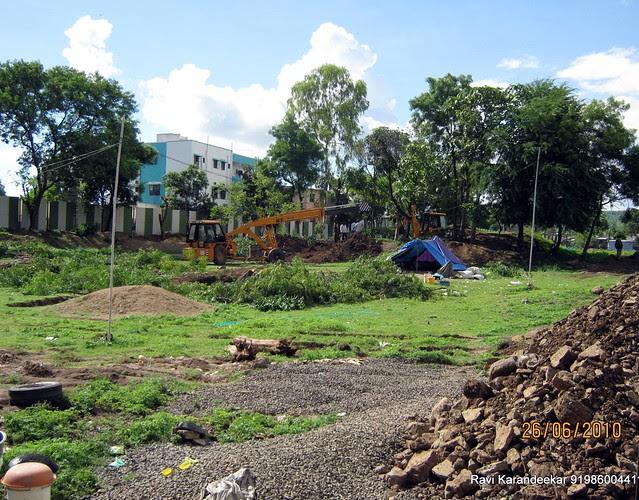 UrbanGram Kondhawe Dhawade on 26-6-2010
