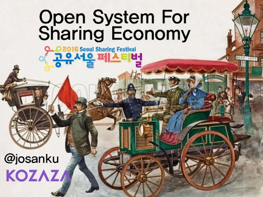 Open System (Negative Regulation System) For Sharing Economy - 2016 S…