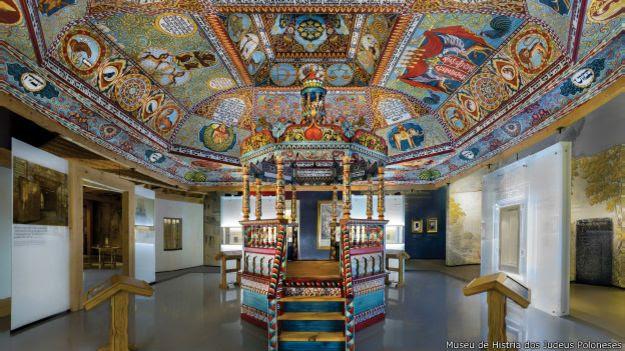 Credito: Museu de História dos Judeus Poloneses