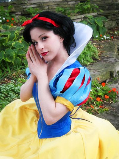 Favorite Disney Princess Cosplay Outfits