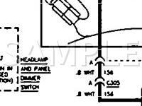 Repair Diagrams for 1996 GMC K1500 Suburban Engine ...