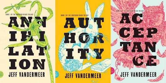 This Will Destroy You: Absurdism in Jeff VanderMeer's Southern Reach Trilogy