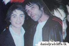 Daniel featured on Ian Brown's album Solarized