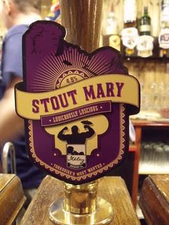 Ilkley, Stout Mary, England