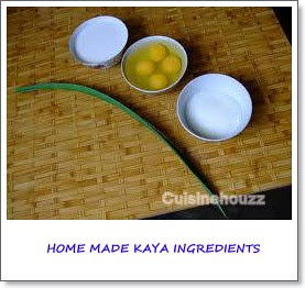 KAYA INGREDIENTS