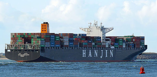 Hanjin's Fall: From Korea's Top Shipper to Near Bankruptcy