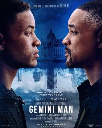 Gemini Man 2019 English HDCam 480p 300MB